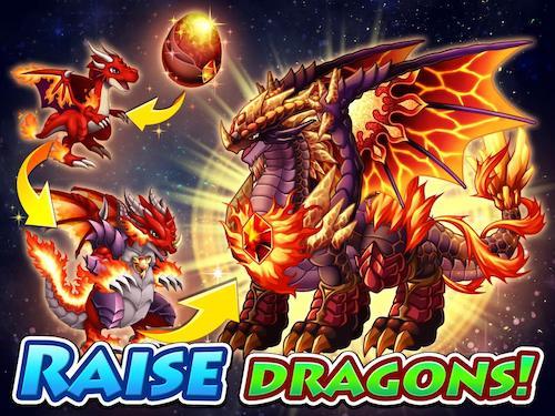 Dragon x Dragon game đảo rồng