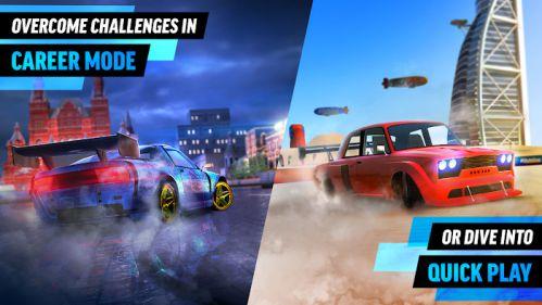 Drift Max World mod vô hạn tiền