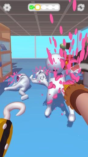 Drill Punch 3D mod nhận thưởng