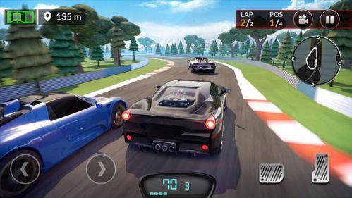 Drive for Speed Simulator mod vô hạn tiền