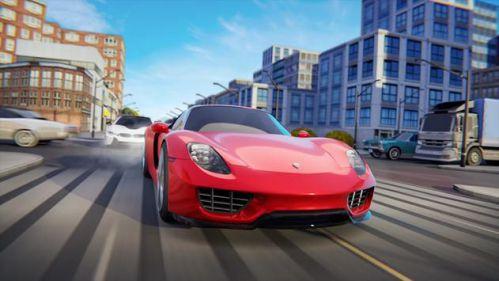 Drive for Speed Simulator siêu xe