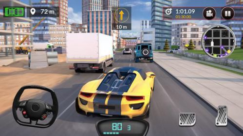 Drive for Speed game đua xe 3d
