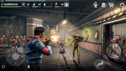 Tải game Dark Days: Zombie Survival mod
