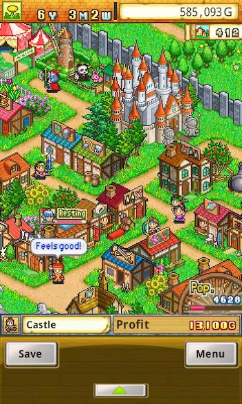 Dungeon Village mod vô hạn tiền