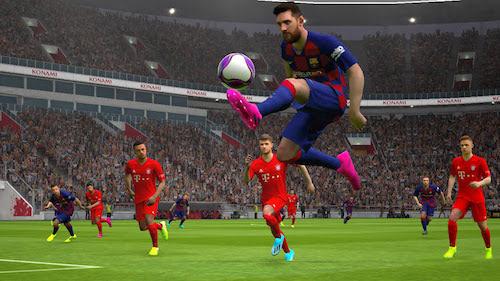 tải game eFootball PES 2020 mod