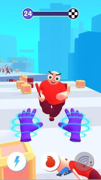 game siêu năng lực