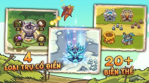 Empire Warriors TD Premium mod free shopping