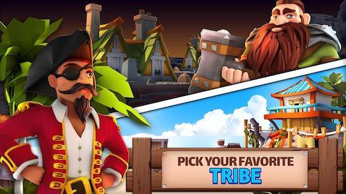 Fantasy Island Sim mod vô hạn tiền