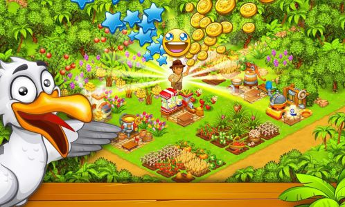Farm Island: Hay Bay City Paradise mod unlimited money