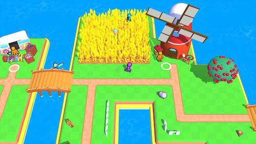 Game đảo nông trại