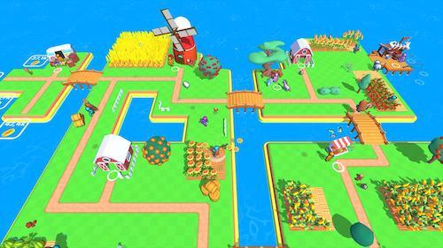 Farm Land mod vô hạn tiền