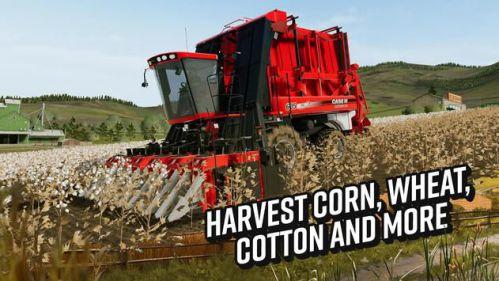 Farming Simulator 20 lái xe