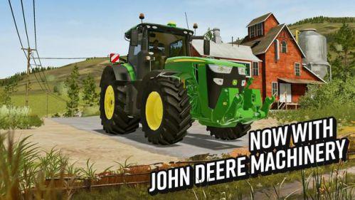 Farming Simulator 20 trang trại