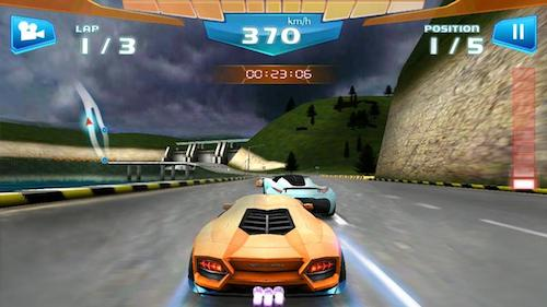 Fast Racing 3D hack nhiều tiền