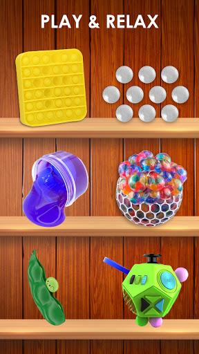 Fidget Toys 3D MOD nhận thưởng