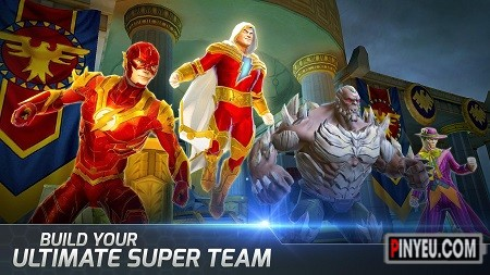 tai dc legends cho android