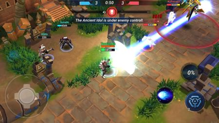 Tai Mobile Battleground - Blitz game moba