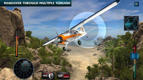 Flight Pilot mod vô hạn tiền