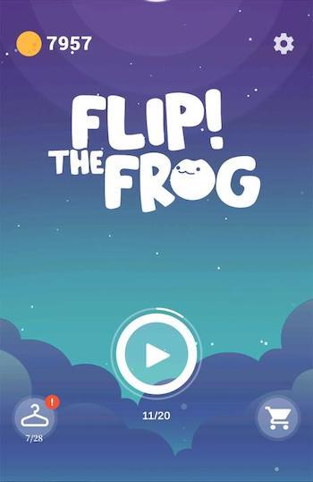 Flip! the Frog mod vô hạn tiền
