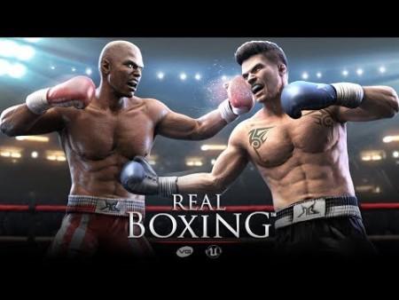 Tải game Real Boxing