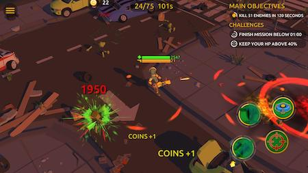 Tải game Zombie Blast Crew mod