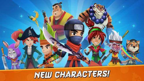 Fruit Ninja 2 mod vô hạn tiền