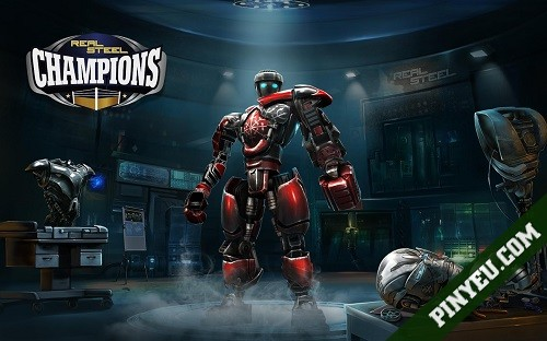 Real Steel Champions Hack Tiền