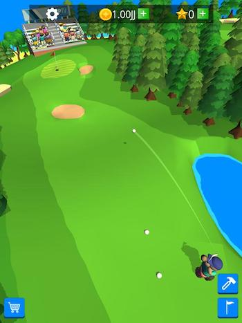 Golf Club Manager Tycoon mod mua sắm