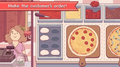 game kinh doanh cửa hàng Pizza