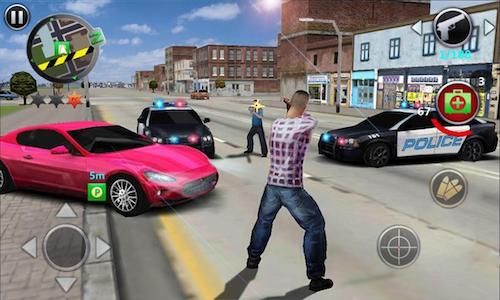 game hành động đường phố