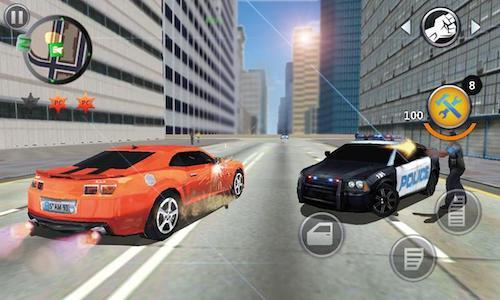 Grand Gangsters 3D mod money