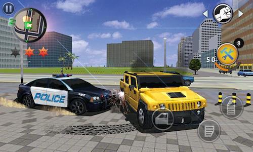 Grand Gangsters 3D mod vô hạn tiền