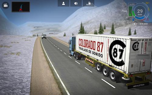 Grand Truck Simulator 2 game giao hàng