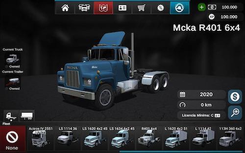 Grand Truck Simulator 2 game mô phỏng lái xe
