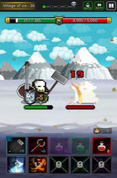 Grow SwordMaster giả lập