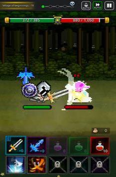 Grow SwordMaster mod vô hạn vàng