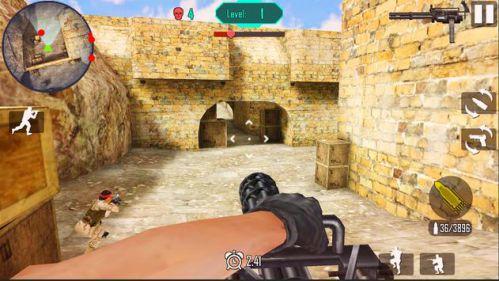 Gun Shoot War Dead Ops bắn súng
