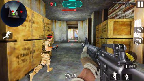 Gun Shoot War Dead Ops góc nhìn thứ nhất