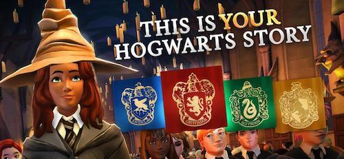 Harry Potter: Hogwarts Mystery vô hạn năng lượng