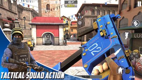 game bắn súng online Hazmob