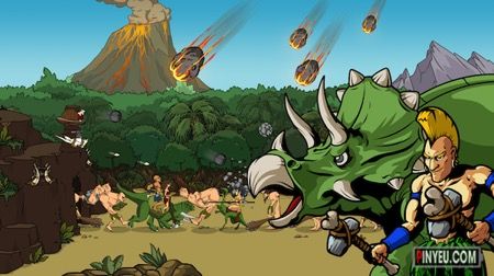 tai game Age of War 2