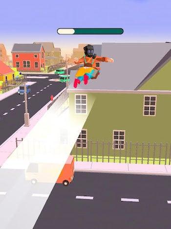 Hero Strike 3D mod nhận thưởng