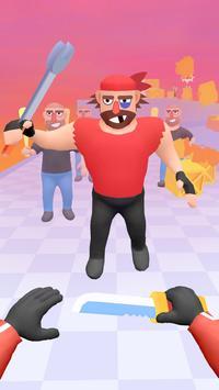 Bậc Thầy Đấu 3D: Sát Thủ Dao mod vô hạn tiền
