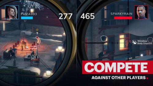 Hitman Sniper The Shadows mod vô hạn đạn