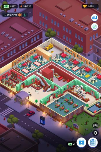 Hotel Empire Tycoon mod unlimited money