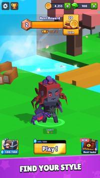 Hunt Royale thợ săn quái vật
