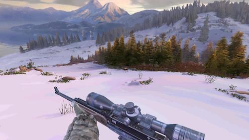 Tải Hunting Clash mod bắn không rung