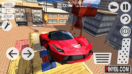 Tai game Extreme Car Driving Simulator