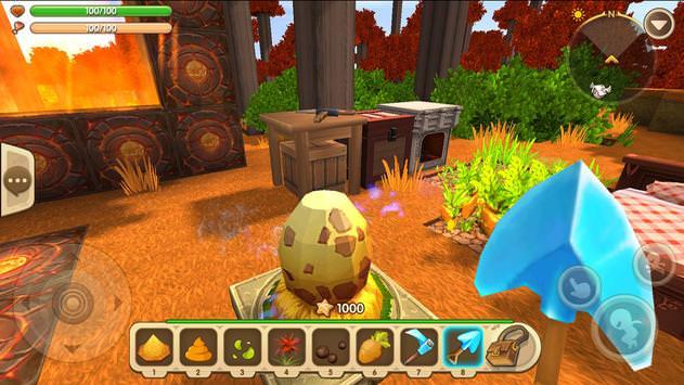Game Mini World: Block Art hay cho Android, iOS