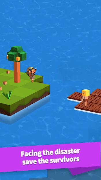 Idle Arks: Build at Sea mod vô hạn tiền